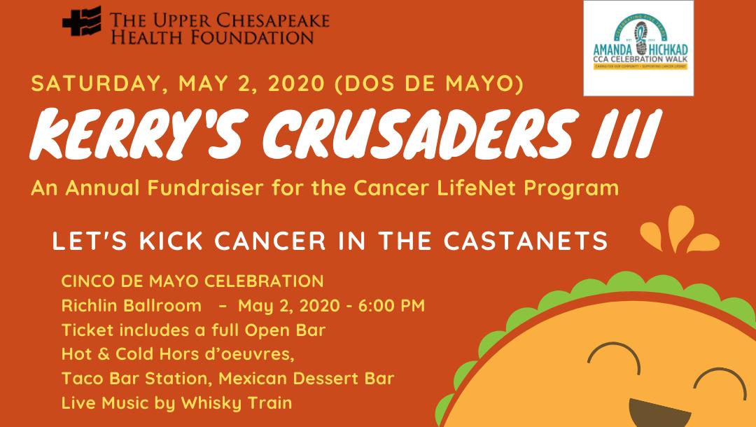 May 2, 2020:  Kerry's Crusaders III